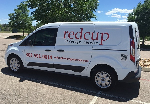 redcup Truck