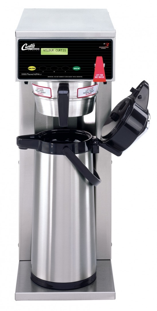 Office Coffee Airpot Brewer